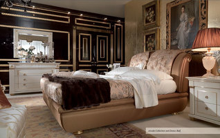 Кровать Arcade and Doniss Bed , TURRI - CLASSIC, T434