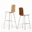Барный стул , VITRA, HAL Ply Stool High фото 1