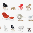 Статуэтка Heart Shaped Cone Chair , VITRA, Miniatures Collection фото 4