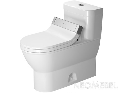 Унитаз , DURAVIT - DARLING NEW, 212351