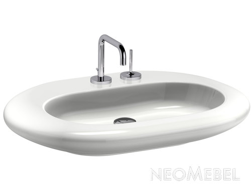 Раковина NATURAL  , IDEAL STANDARD - SimplyU, T0167xx