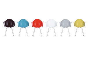 Барный стул , VITRA, HAL Ply Stool High