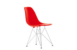 Стул , VITRA, Eames Plastic Side Chair DSR