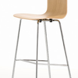 Барный стул , VITRA, HAL Ply Stool High фото 2