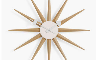 Часы , VITRA, Wheel Clock