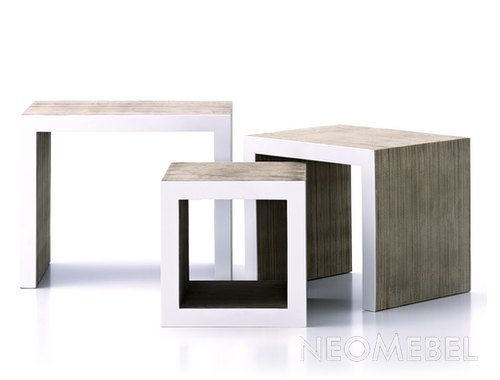 Журнальный столик , VITRA, Low Table Set