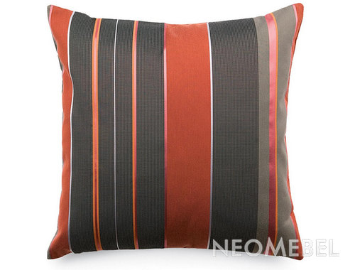 Подушка , VITRA, Repeat Classic Stripe poppy