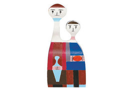 Статуэтка , VITRA, Wooden Doll No. 11
