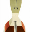 Статуэтка , VITRA, Wooden Doll No. 17 фото 3