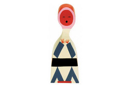 Статуэтка , VITRA, Wooden Doll No. 18