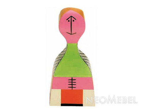 Статуэтка , VITRA, Wooden Doll No. 19