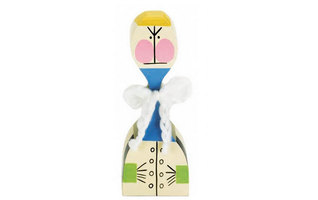Статуэтка , VITRA, Wooden Doll No. 17