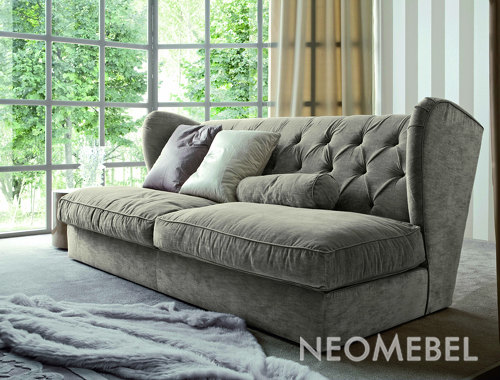 Диван трехместный , GIORGIO COLLECTION - SUNRISE, Bergere sofa