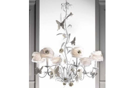 Люстра MADAMA BUTTERFLY Camelia Butterfly Chandelier , VILLARI - HOME&LIGHT, 4202500.101