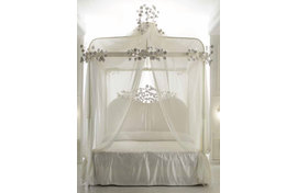 Балдахин  Madama Butterfly Queen size bed , VILLARI - HOME&LIGHT, 4202702.101
