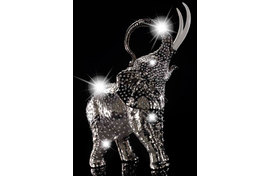 Статуэтка DIAMOND ELEPHANT, VILLARI - LIMITED EDITIONS, 10.0810.606