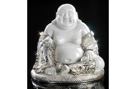 Статуэтка HAPPY BUDDHA, VILLARI - LIMITED EDITIONS, 10.2369.606