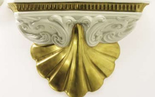 Консоль Wall accessories, VILLARI - GRANDE IMPERIO II, 3410.7