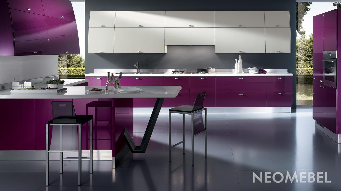 Дизайн кухонь модерн