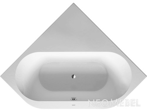 Ванна , DURAVIT - DARLING NEW, 700249