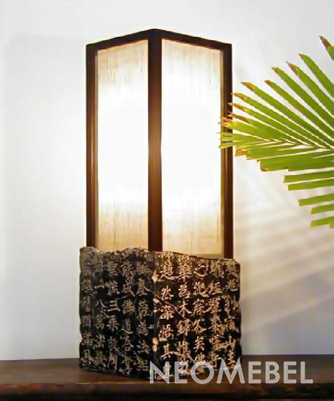 Офисная настольная лампа 105197, цвета хром с креплением