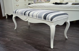 Банкетка , BREVIO  SALOTTI - PAOLA, G217 bench U03 (no brown) fabric B07