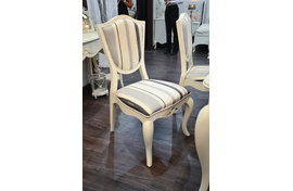 Стул , BREVIO  SALOTTI - PAOLA, G261 chair wood U03 fabric B07