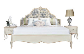 Кровать , BREVIO  SALOTTI - FRANCA, G711 bed U03 fabric B15