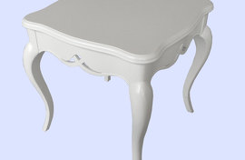 Приставной столик , BREVIO  SALOTTI - PAOLA, G227 side table U03 (no brown)
