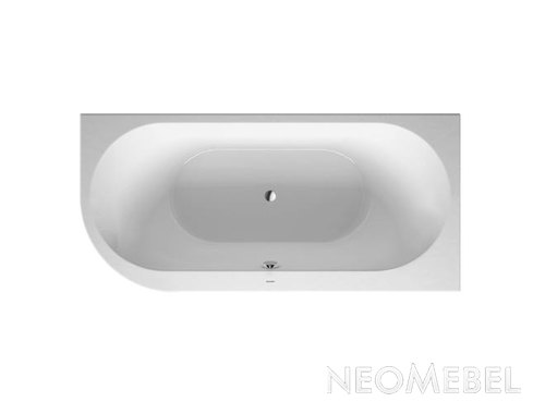 Ванна , DURAVIT - DARLING NEW, 700247