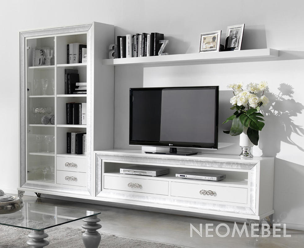 Мебель В Гостиную Серая В Москве